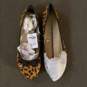 Flash Sale $4/20 Cheetah Print flats